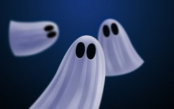 Are you seeing ghosts?