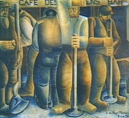 Os Calceteiros (1924) Vicente do Rgo Monteiro (1899-1970)