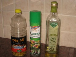 List of Healthy Cooking Oils