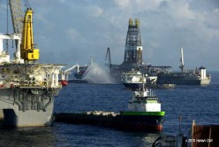 Black Gold in the Deep Blue: Report from Ground Zero