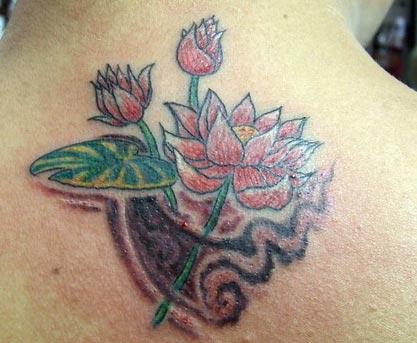(by Paisan Saetang, Infinity Tattoo, Bangkok Thailand)