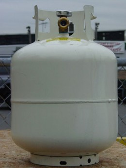 Uniflame is manufactured by Blue Rhino, a leading provider of liquid propane.