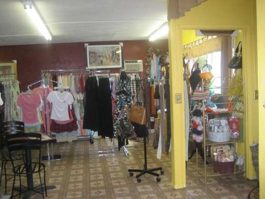My former boutique