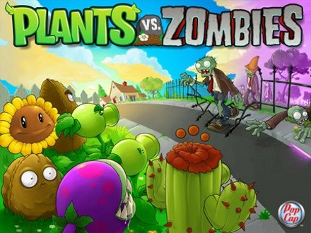 Plants Vs Zombies for the 360 Arcade