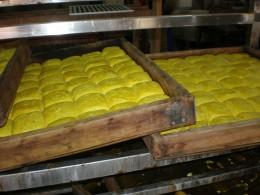 Yellow tofu