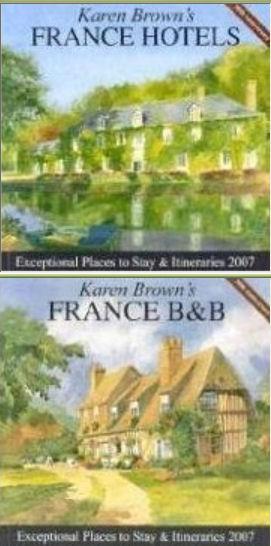 Karen Brown's France - 30th anniversary Edition, 2007