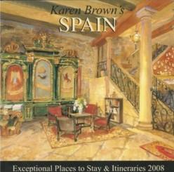 Karen Brown's Spain 2008 - Artwork: Jann Pollard