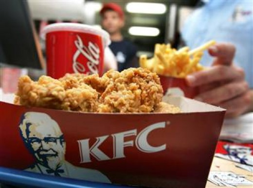 World famous Fast food restaurants are good examples for Business Format Franchise