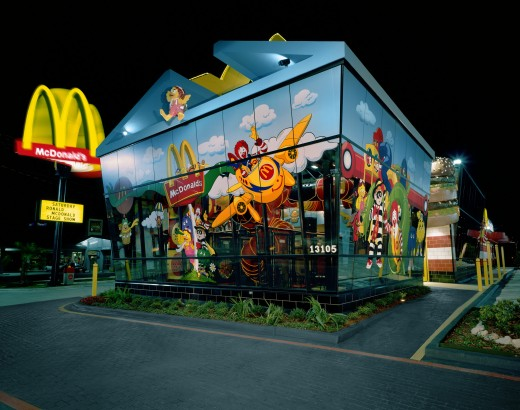Weird Mcdonald S Food Items