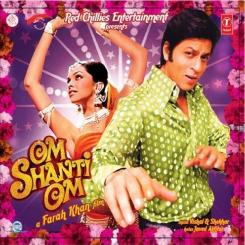 The soundtrack from 'Om Shanti Om', by Vishal-Shekhar, is also available from Amazon