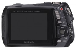 CASIO EXILIM G slim waterproof and shock resistant Digital Camera