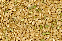 Brown rice as an excellent source of manganese, and a good source of selenium and magnesium.