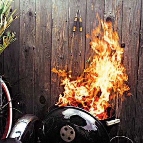 Knowing how to keep from burning down the neighbor's fence during the annual summer BBQ makes for good relationships! Grilling safety has got to come first.