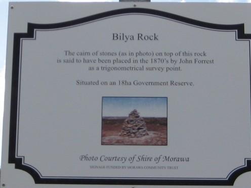Visit some famous rocks