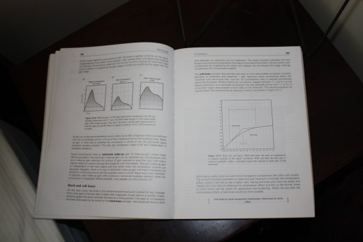 Mixing Audio Example of Diagrams inside book