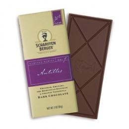 Scharfferger Solid Chocolate Bar