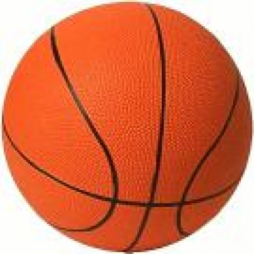 The basketball is round right? So anything is still possible, or is it?