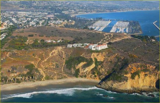 the headlands of Dana Point
