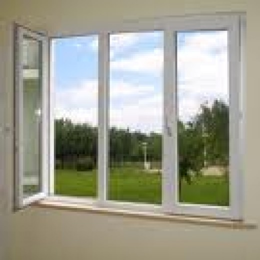 New windows are just way you can improve the value of your home