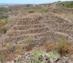 Santo Domingo is a village in Tenerife's north with its own Canary Islands pyramid