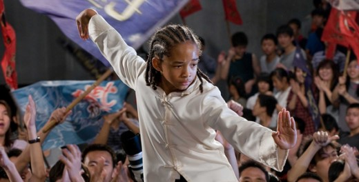 Dre at the Kung Fu tournament (Google Images)