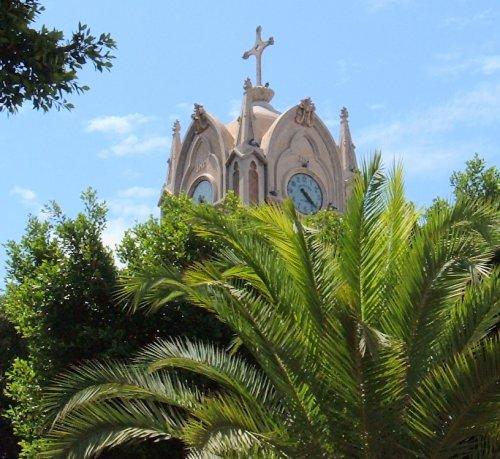 Guia de Isora church