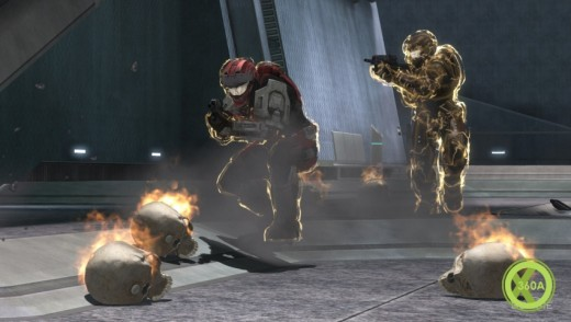 Halo Reach screenshot