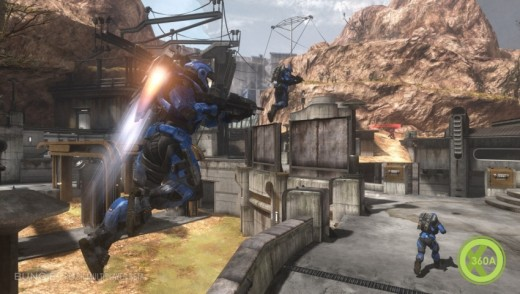 Jetpacks in Halo - awesome!