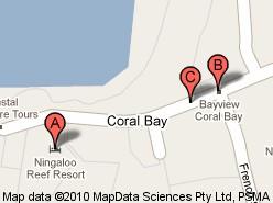 Accomodation Coral Bay
