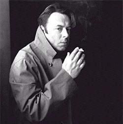 The talented Mr. Hitchens