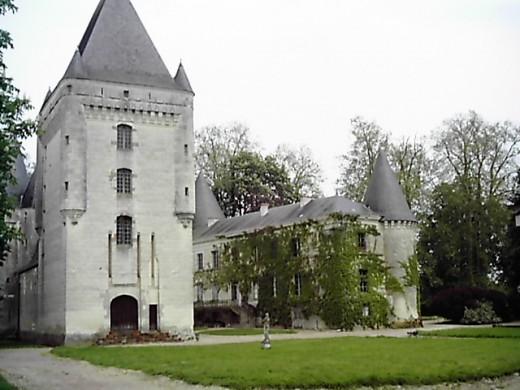 Chateau D'Argy