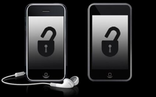 Unlocking your ipod
