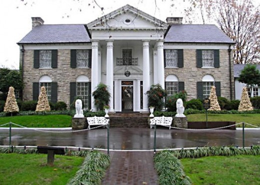 Graceland which was the home of Elvis Presley is a must see Memphis attraction.