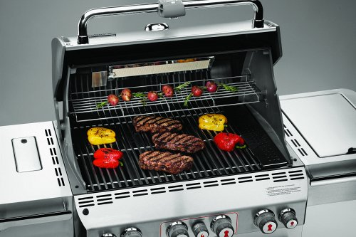 Weber summit grill