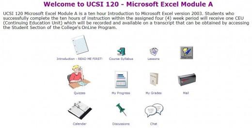A Continuing Education Unit (CEU) professional development course that I designed and teach.