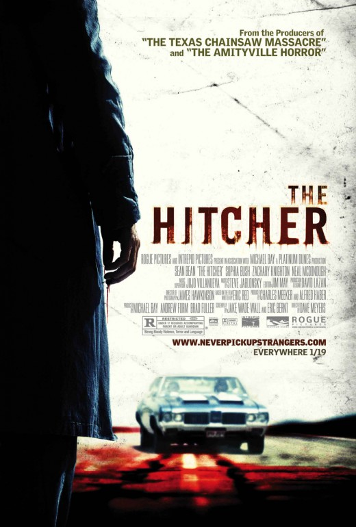 The Hitcher Remake Film Review.