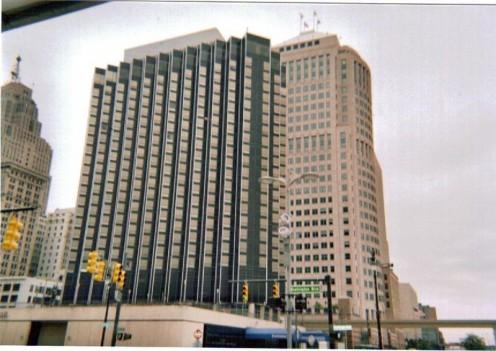 The Ponchatrain of Detroit, Michigan.