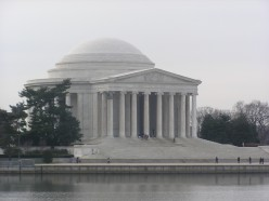 Jefferson Memorial Photography