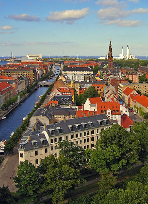Christianshavn, Copenhagen