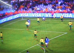 FIFA World Cup 2010 - Cameroon V/s Japan