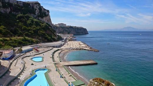 Gibraltar Camp Bay