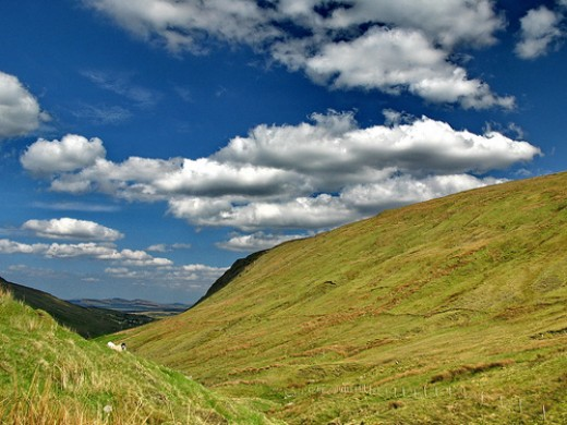 Donegal County, Glengesh pass