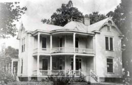The old farm house.