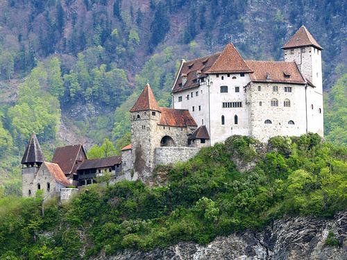 Burg Gutenberg - Balzers, Liechtenstein