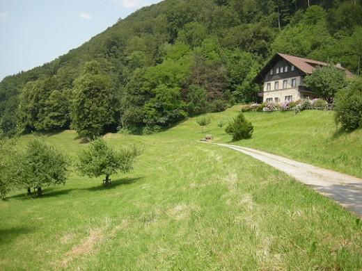 Liechtenstein Chalet