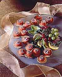 SALMON APPETIZER (Photo courtesy of http://recipes.howstuffworks.com/)