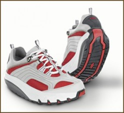 The MBT Anti Shoe - Getting Back to the Benefits of Being Barefoot