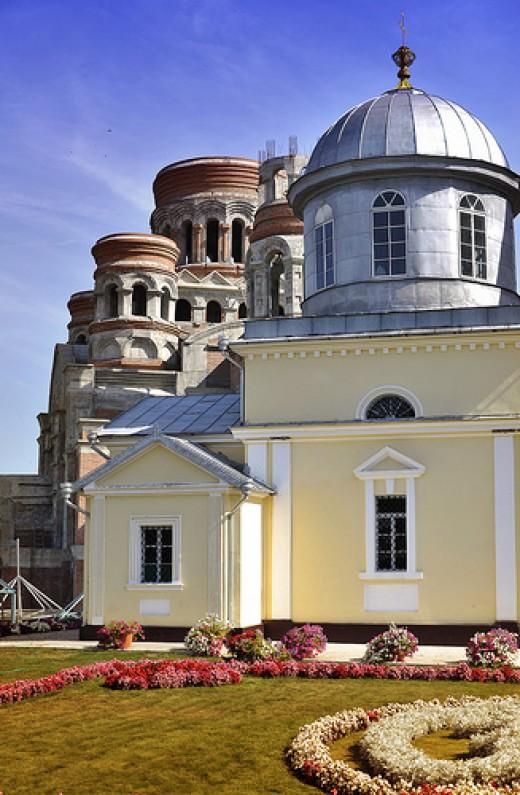 Hincu Monasteries, Moldova