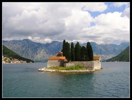 Boka Kotorska, Montenegro