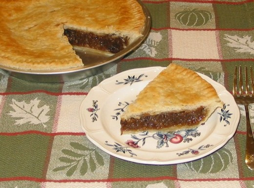 I like mine even a little darker than this, but this is not an overcooked or burned pie crust.